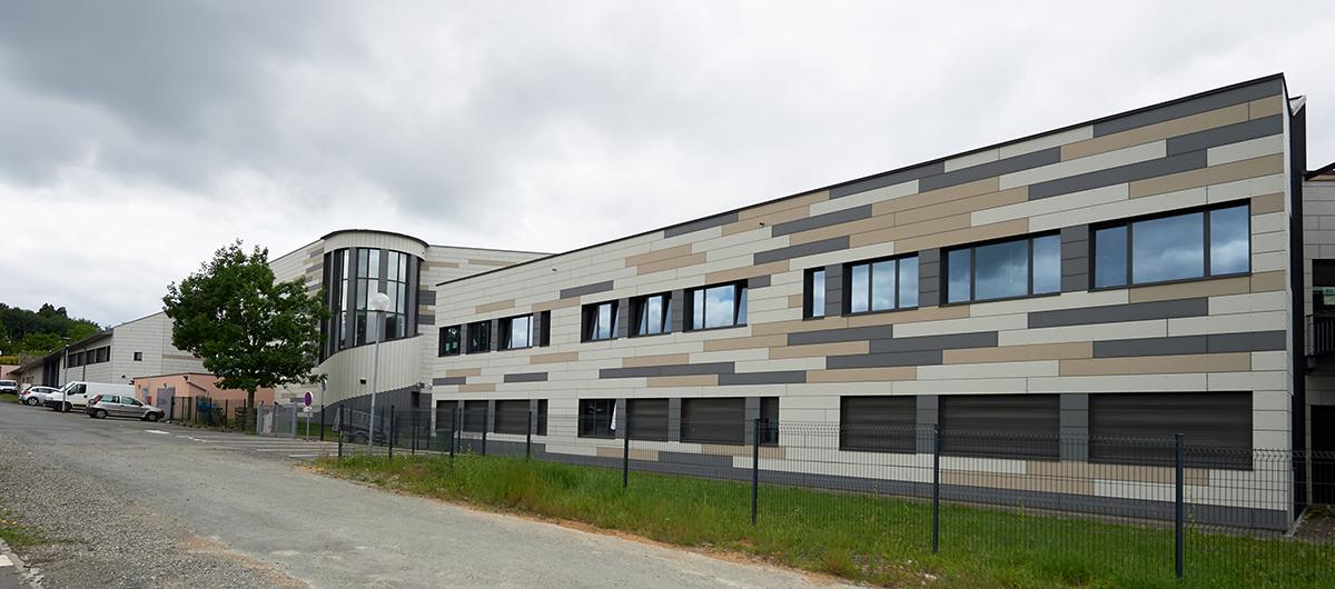 Collège de l'Aubance, Brissac-Quincé