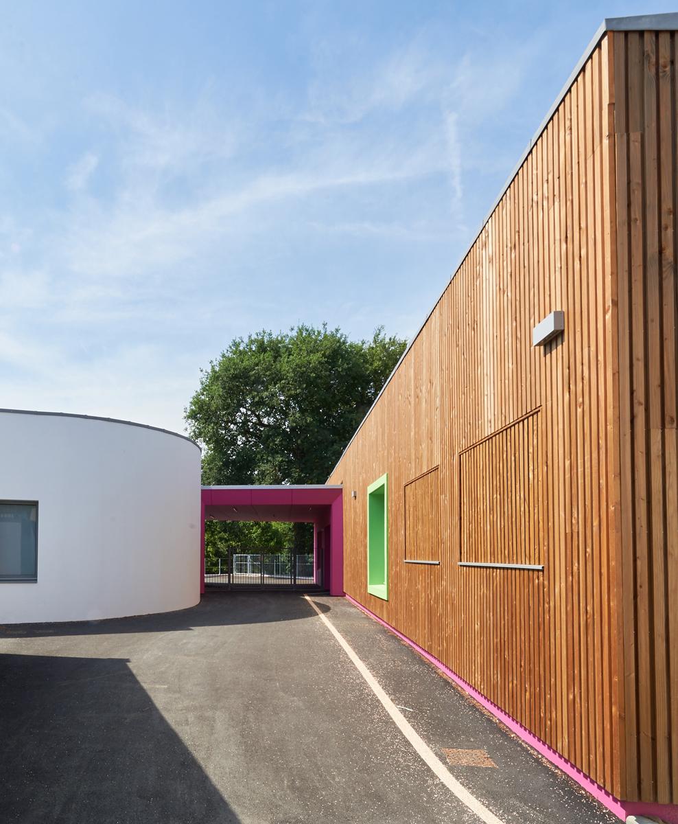 Multi-accueil & Ecole, Dompierre-sur-Yon