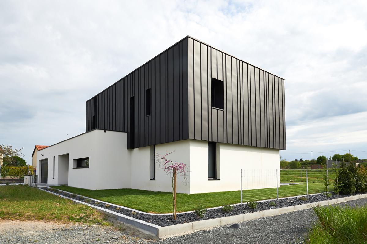 Maison individuelle CC, La Verrie