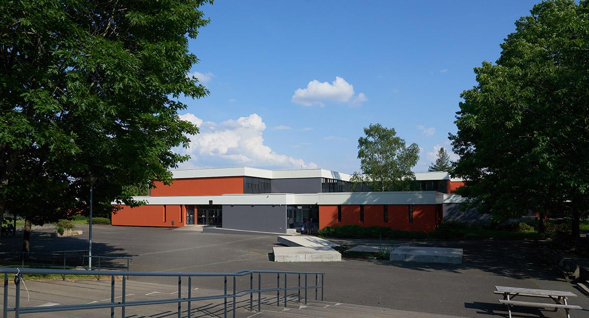 Lycée Henri Bergson, Angers