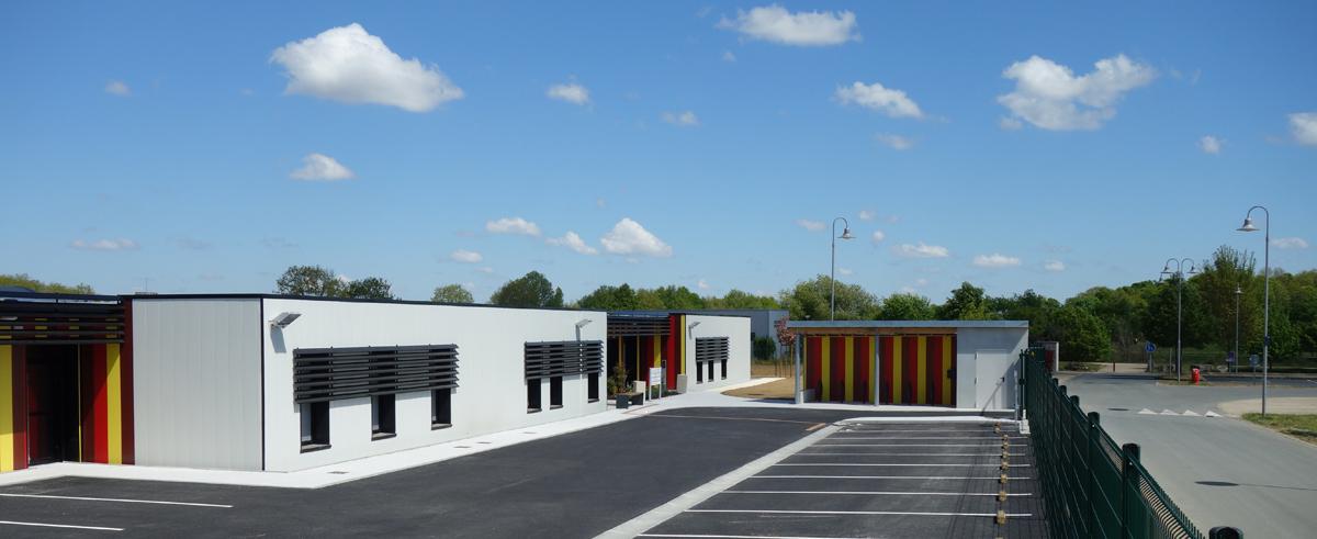Centre de soins, Poitiers