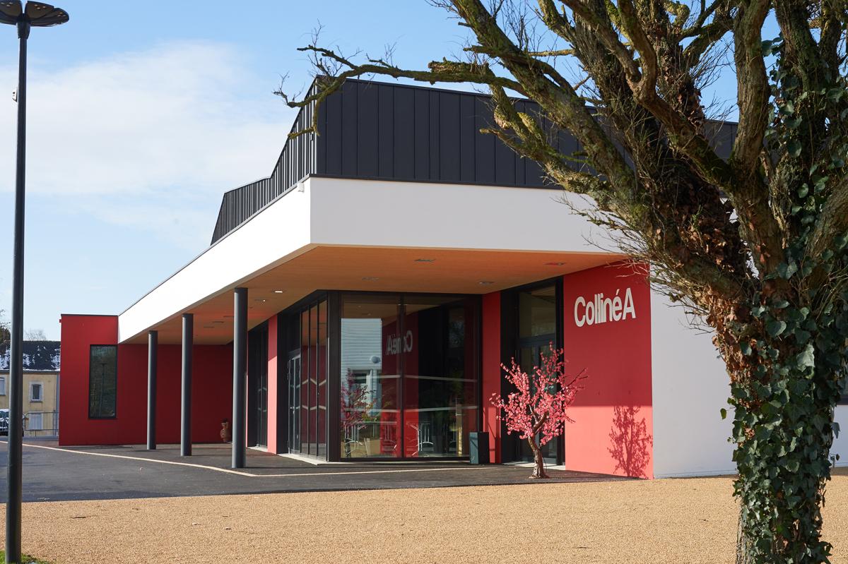 CollinéA, Saint Georges-des-Gardes