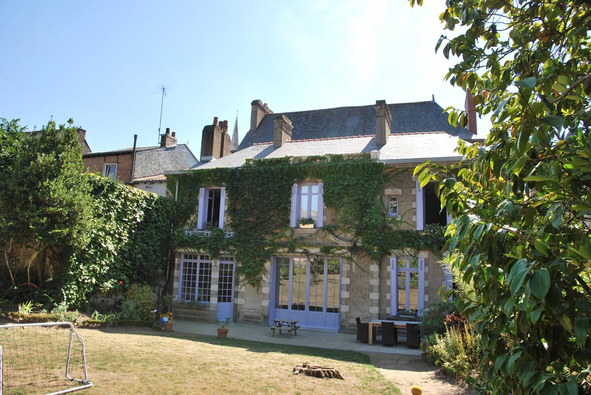 Rénovation d'une habitation JD, Cholet
