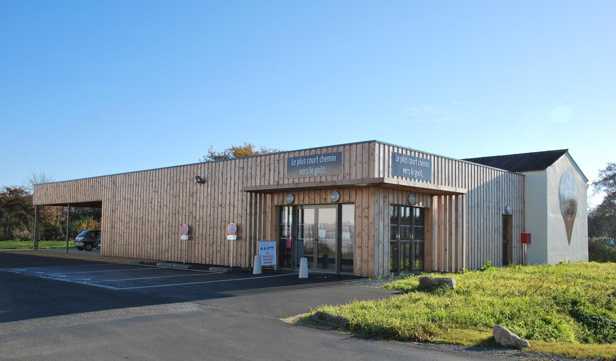 Commerce, Saint-Léger-sous-Cholet