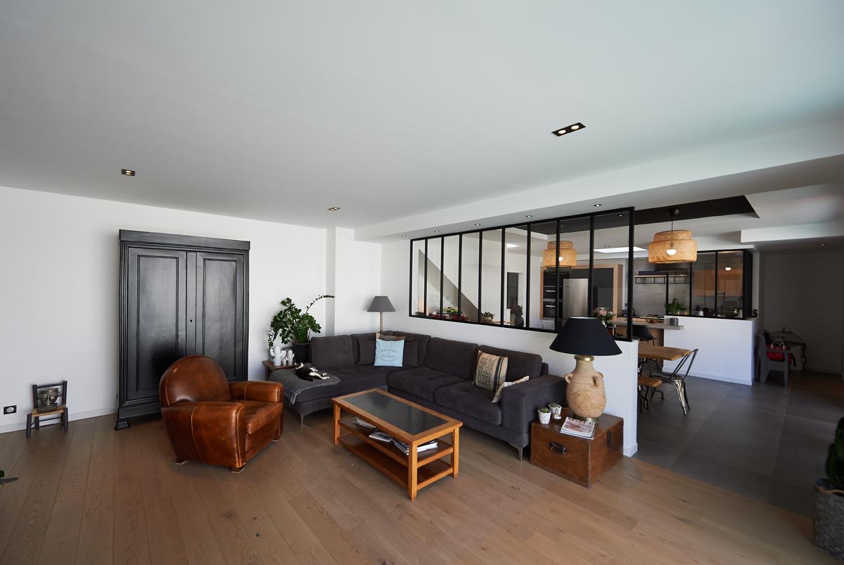 maison individuelle ja cholet agence gr goire architectes cholet. Black Bedroom Furniture Sets. Home Design Ideas