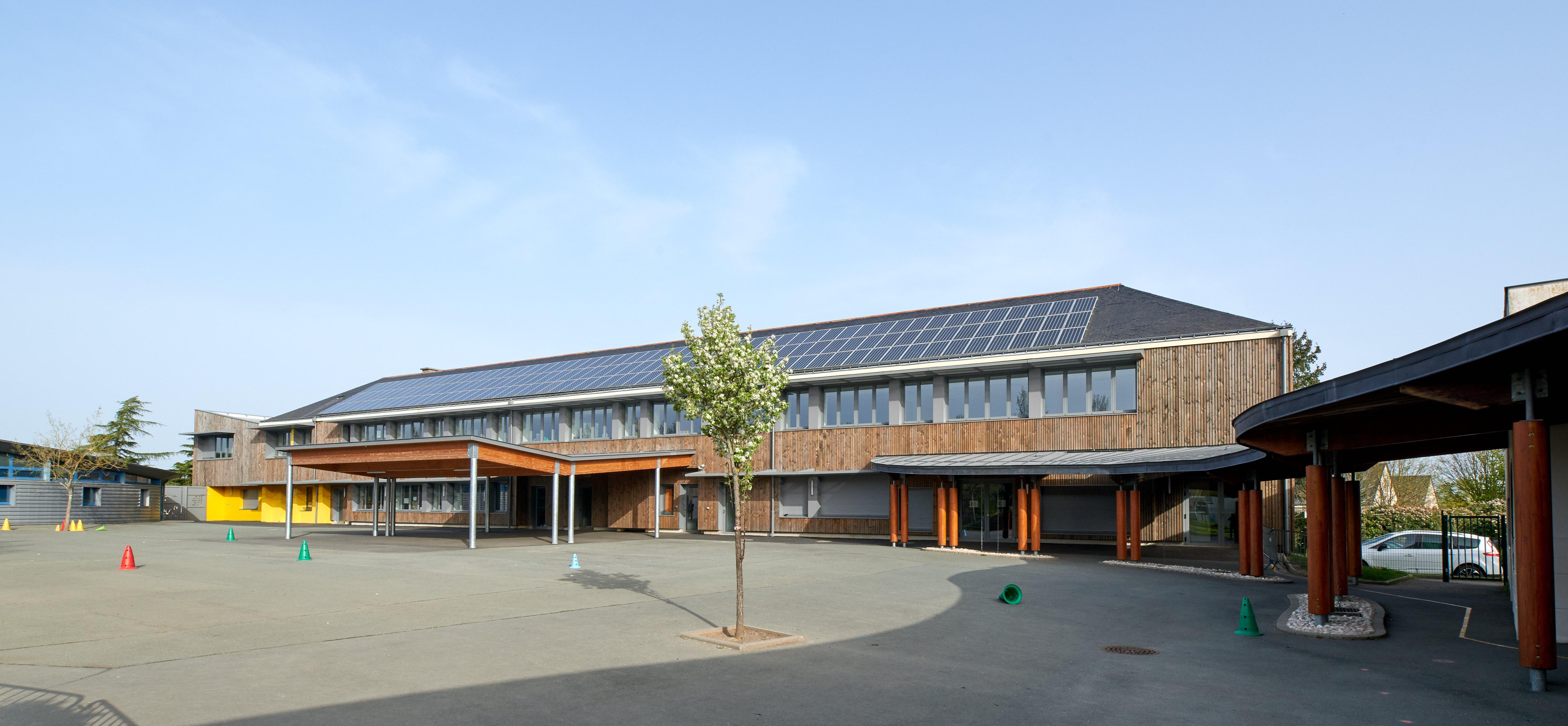 Ecole Bellevue, Mûrs-Erigné